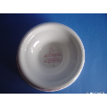 a Dutch earthenware Petrus Regout bowl