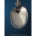 antique Dutch silver birth spoon