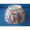 an antique Chinese Mandarin porcelain bowl