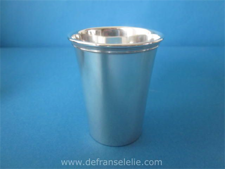 a vintage Dutch silver child's beaker