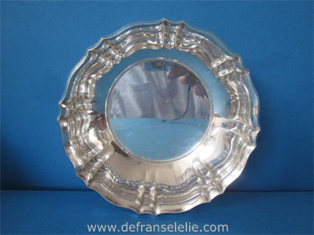 an art deco Suisse silver bowl